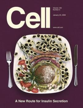 Cell Magazine cover